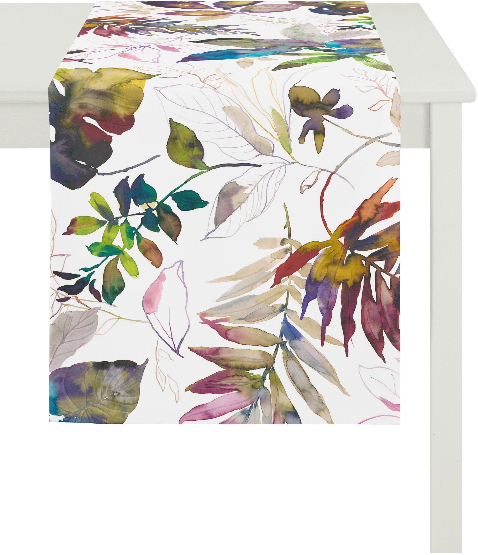Apelt Tischläufer, Digitaldruck, 46x135 cm, »1109 Herbstzeit«
