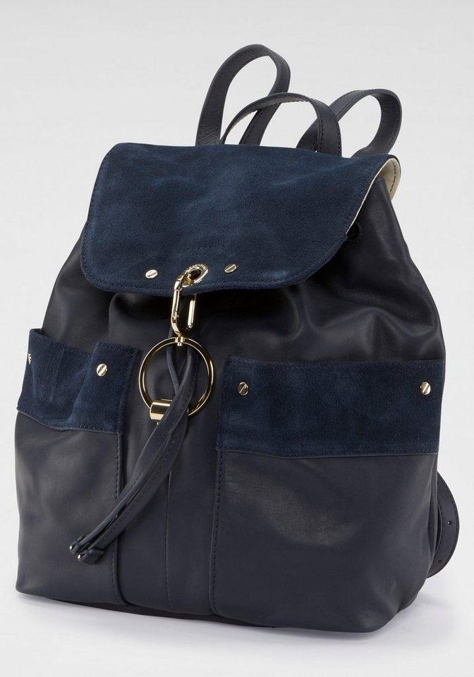 9a381fb338c49 Liebeskind Berlin Cityrucksack »Ring Lock Backpack M« online kaufen ...