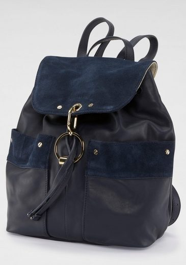 Lock Backpack Liebeskind Berlin Cityrucksack »ring M« txt4qO