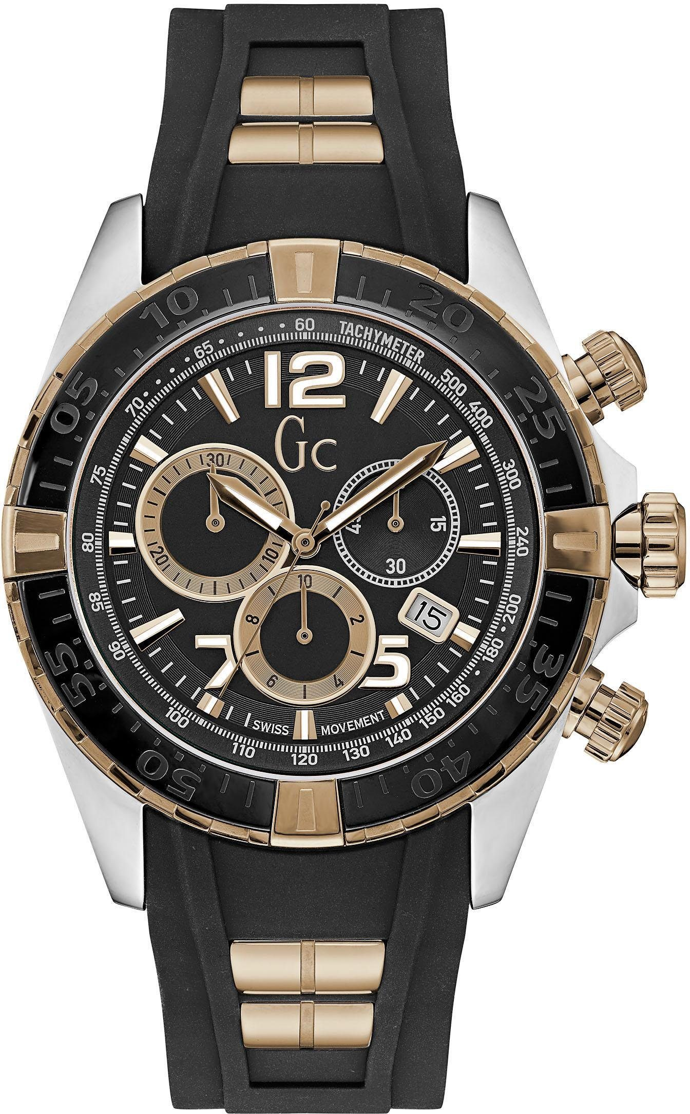 GC Chronograph »Gc SportRacer, Y02011G2«