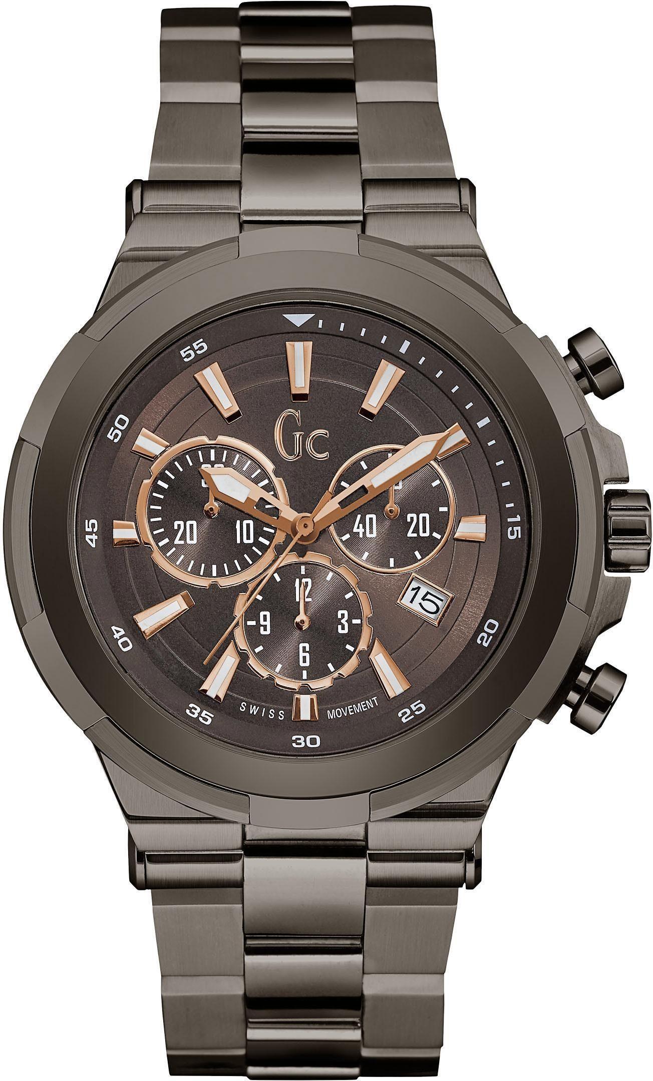 GC Chronograph »Gc Structura, Y23004G4«