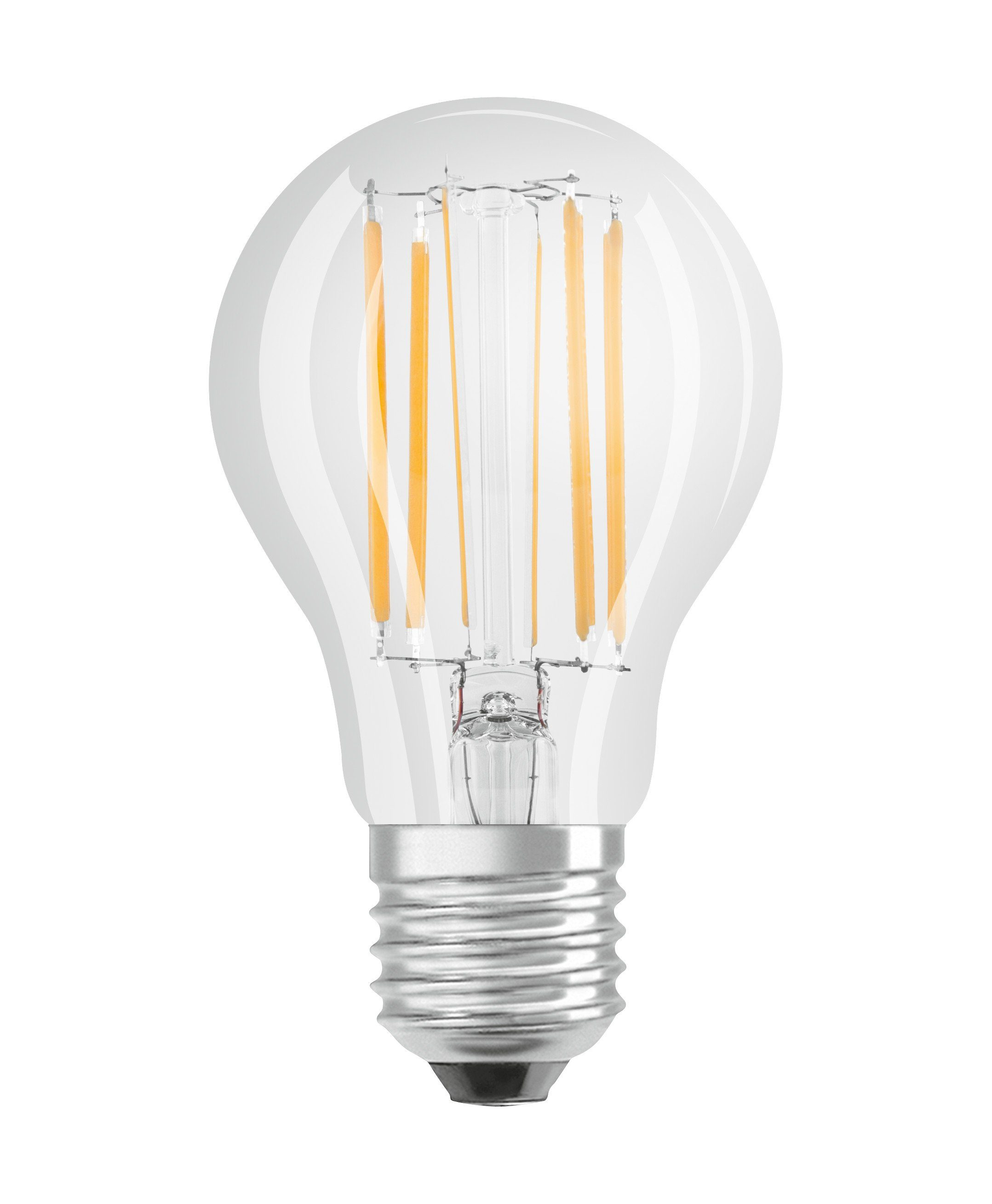 Osram LED RELAX and ACTIVE CLASSIC LED-Lampe »SST CLAS A 75 CL 8 W/827 E27«