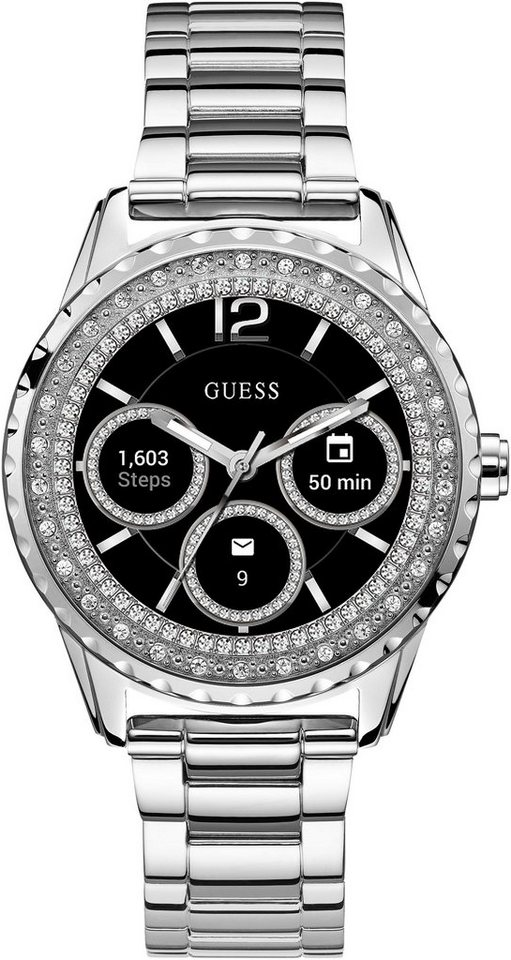Guess JEMMA, C1003L3 Smartwatch (Android Wear) | Uhren > Smartwatches | GUESS CONNECT