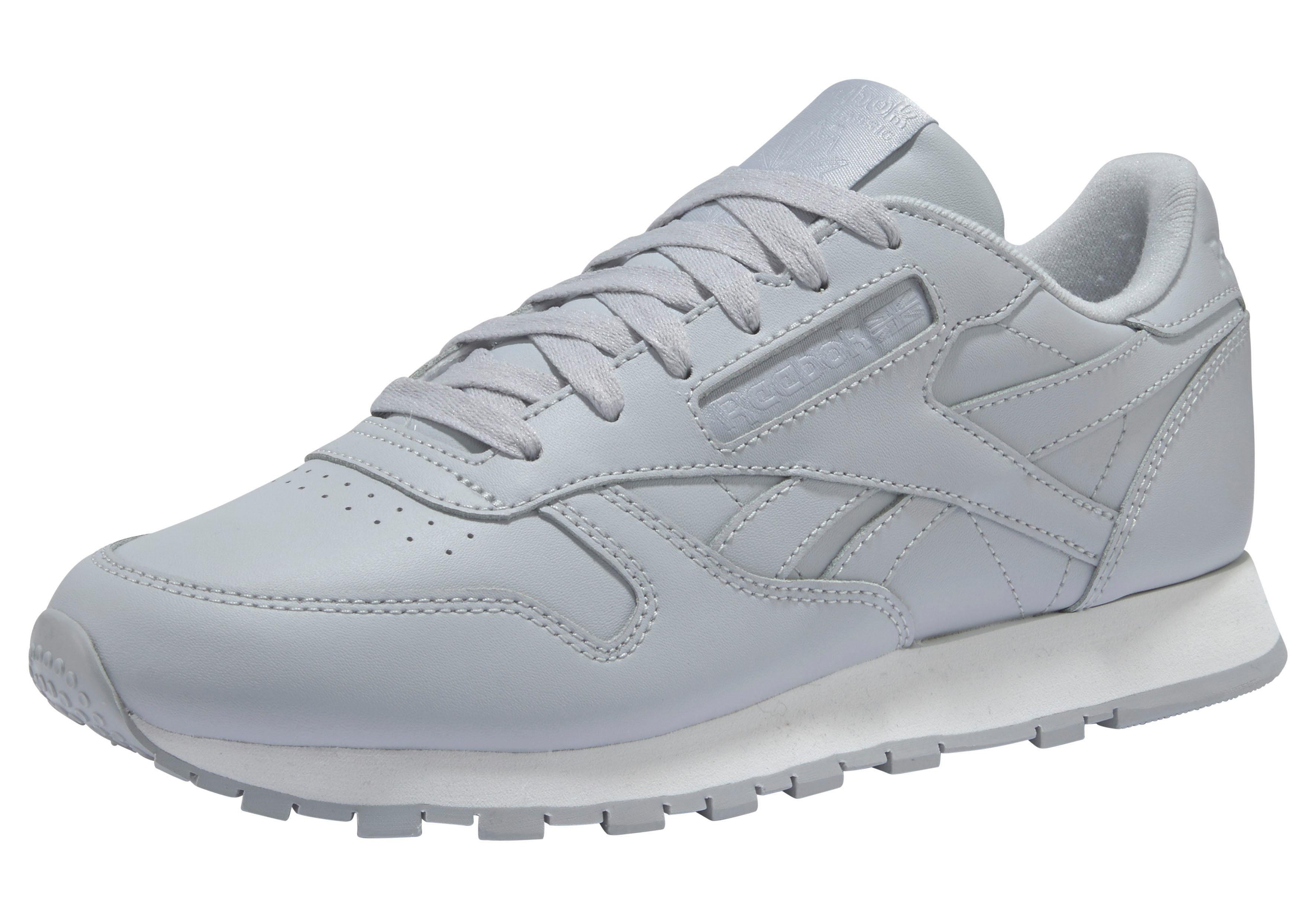 Billig Reebok Damen Sneaker Reebok Classic Leather Satin