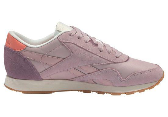 Classic Reebok Nylon« »classic Sneaker »classic Classic Reebok »classic Reebok Nylon« Nylon« Classic Sneaker qUOSInnTx0