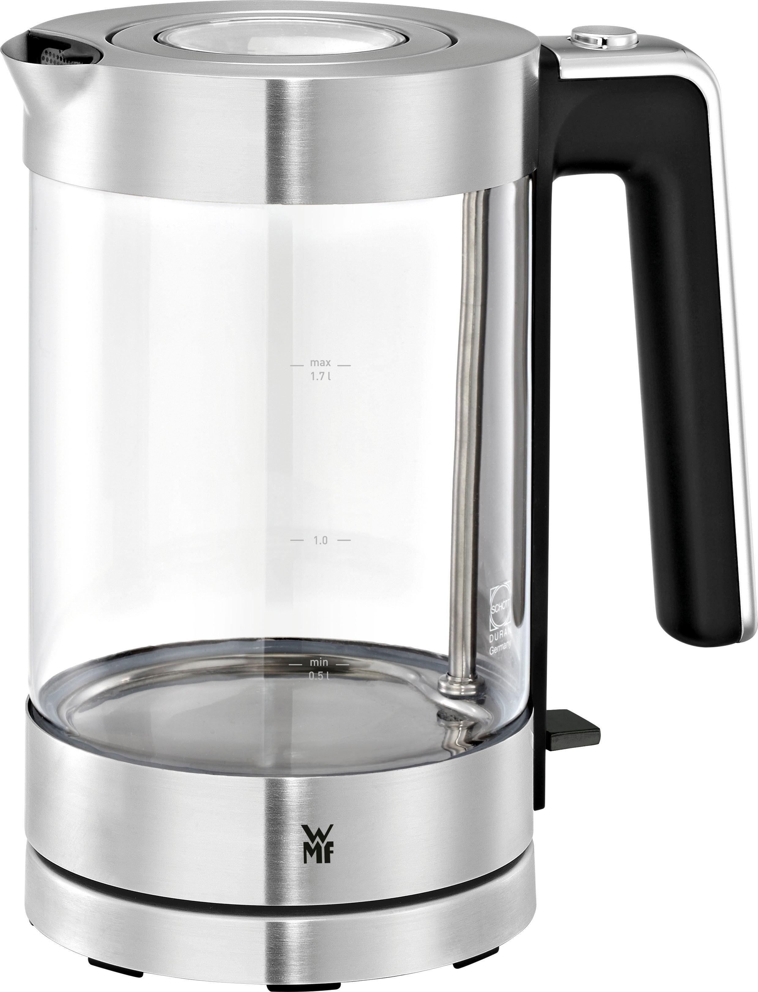 WMF Wasserkocher Glas-LONO, 1,7 l, 3000 W