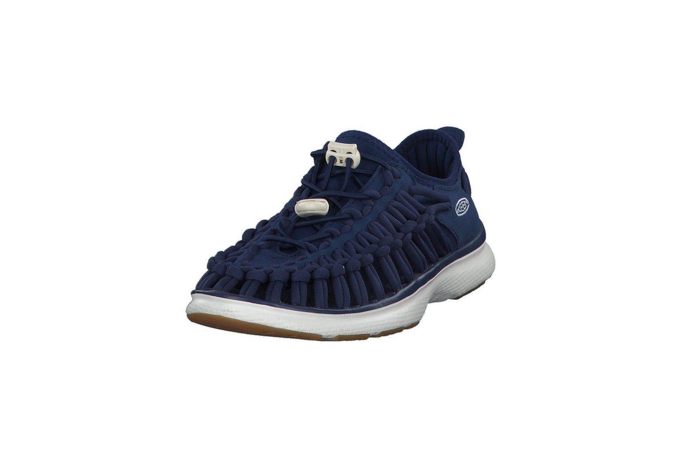 Damen Keen Uneek O2 1017055 Sandale blau   00191190088456