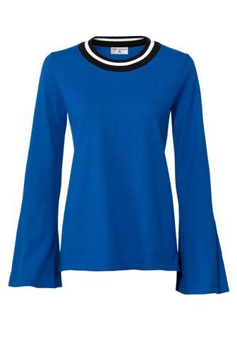 STYLE пуловер с круглым вырезом weiche...