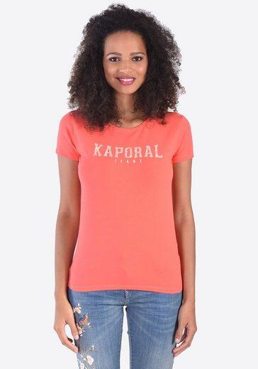 Kaporal T-Shirt mit Markendruck
