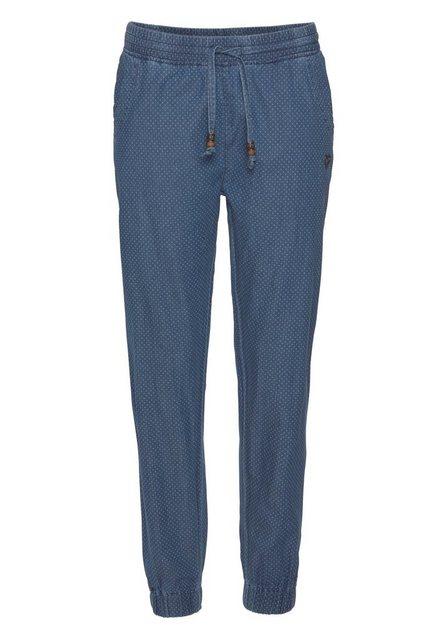 Hosen - Alife Kickin Jogger Pants »AliciaAK C« in Jeans Optik mit Elasthan ›  - Onlineshop OTTO