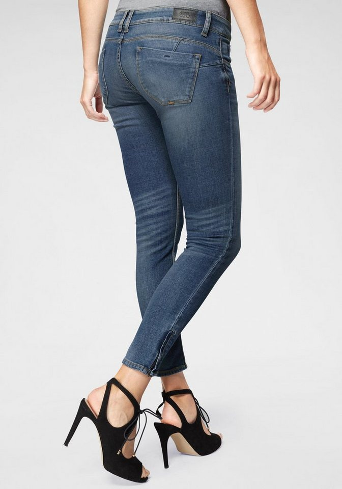 le temps des cerises skinny fit jeans pulp mit maximalem. Black Bedroom Furniture Sets. Home Design Ideas