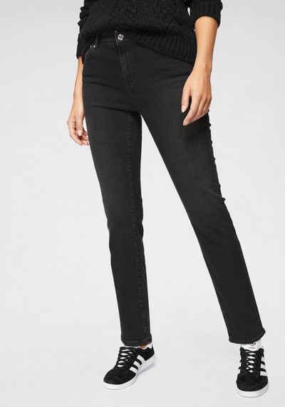 Mavi Regular-fit-Jeans »DARIA« im Culotte-Style a24bc853b2