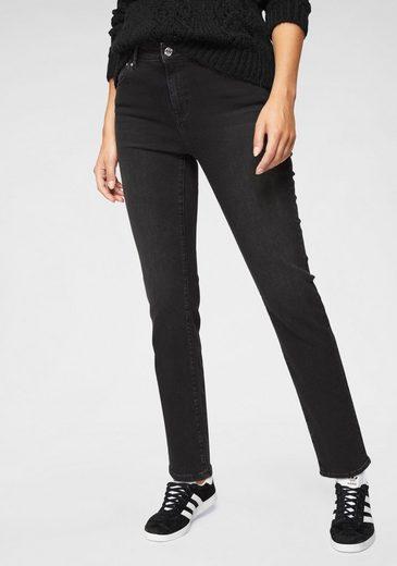 Mavi Regular-fit-Jeans »DARIA« mit leichten Waschungseffekten
