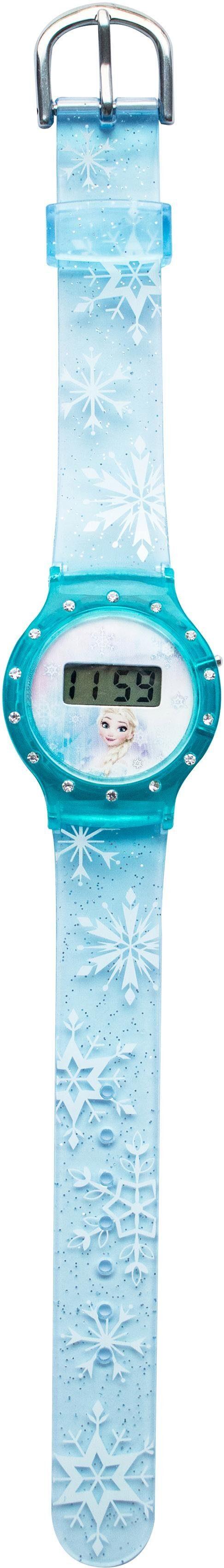 Disney Frozen Quarzuhr »Frozen LCD Uhr, 78022«