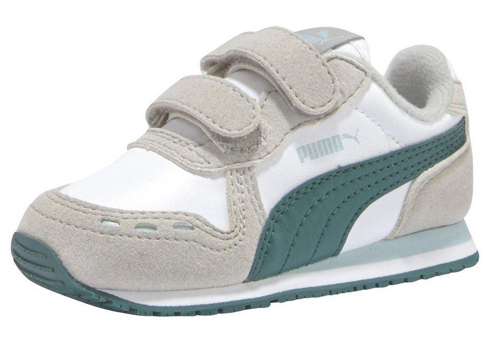 4e3498c444e55d puma-cabana-racer-sl-v-inf-plus-ps-sneaker-weiss-dunkelgruen.jpg  formatz