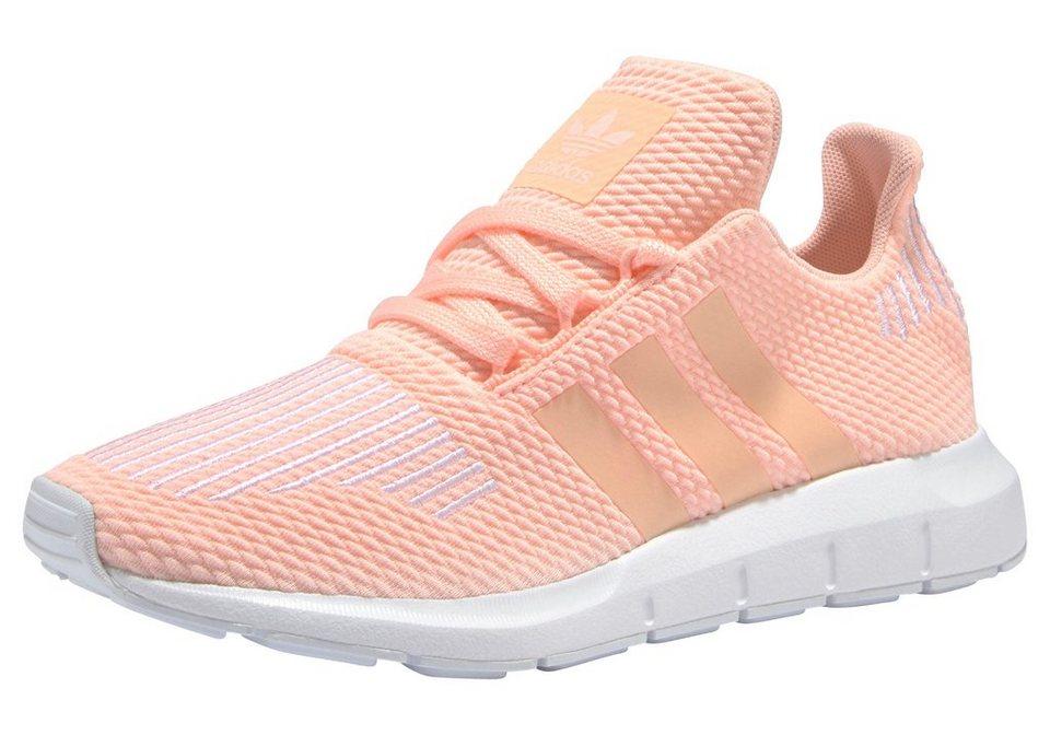 half off website for discount temperament shoes adidas Originals »SWIFT RUN J« Sneaker, Sockenähnliches KNIT-Obermaterial  online kaufen | OTTO