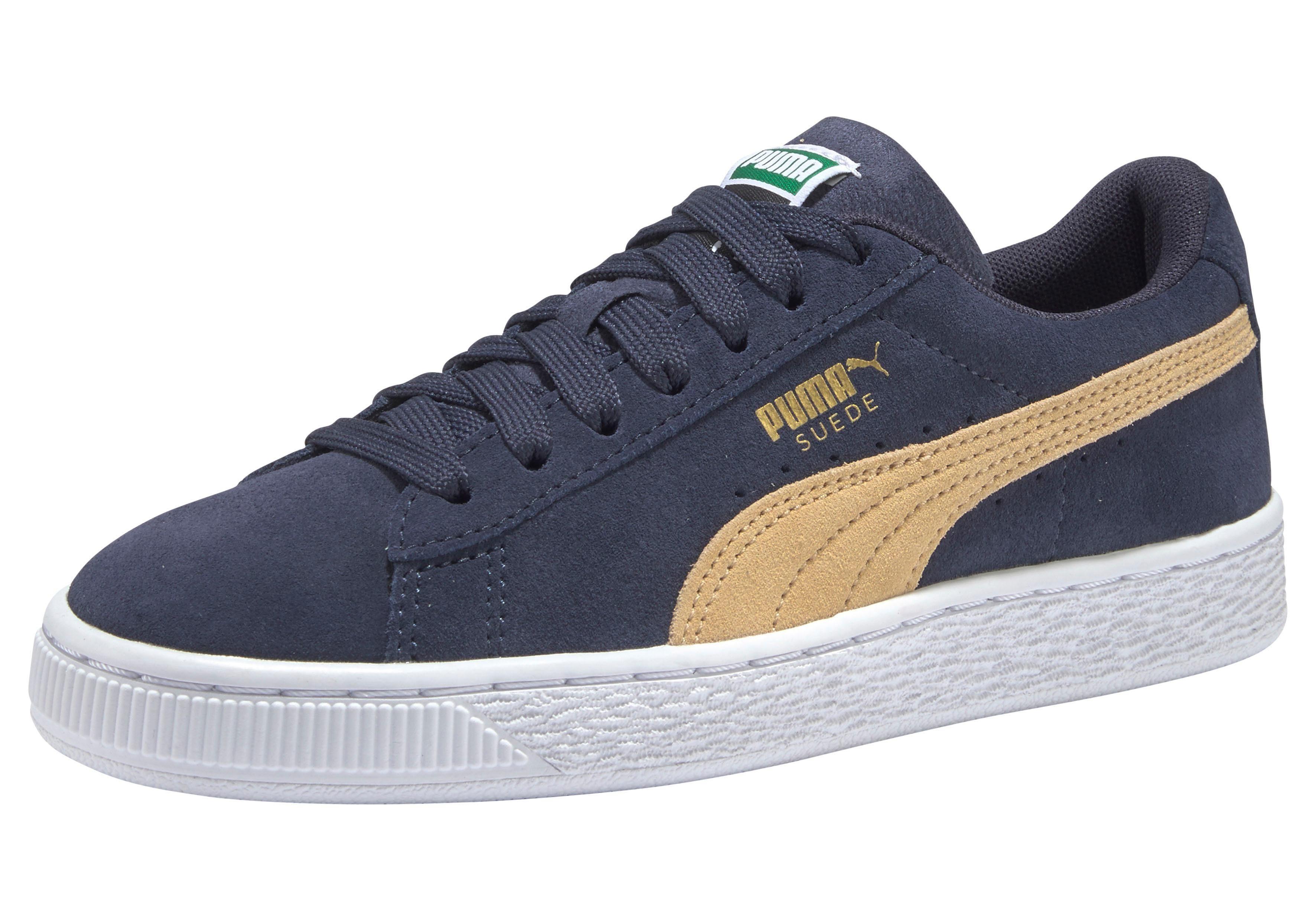 Puma Sneaker Puma Classic Jr« »suede »suede Hx7q686