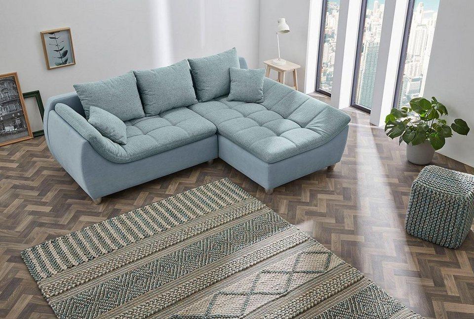 polsterecke ottomane links oder rechts montierbar otto. Black Bedroom Furniture Sets. Home Design Ideas
