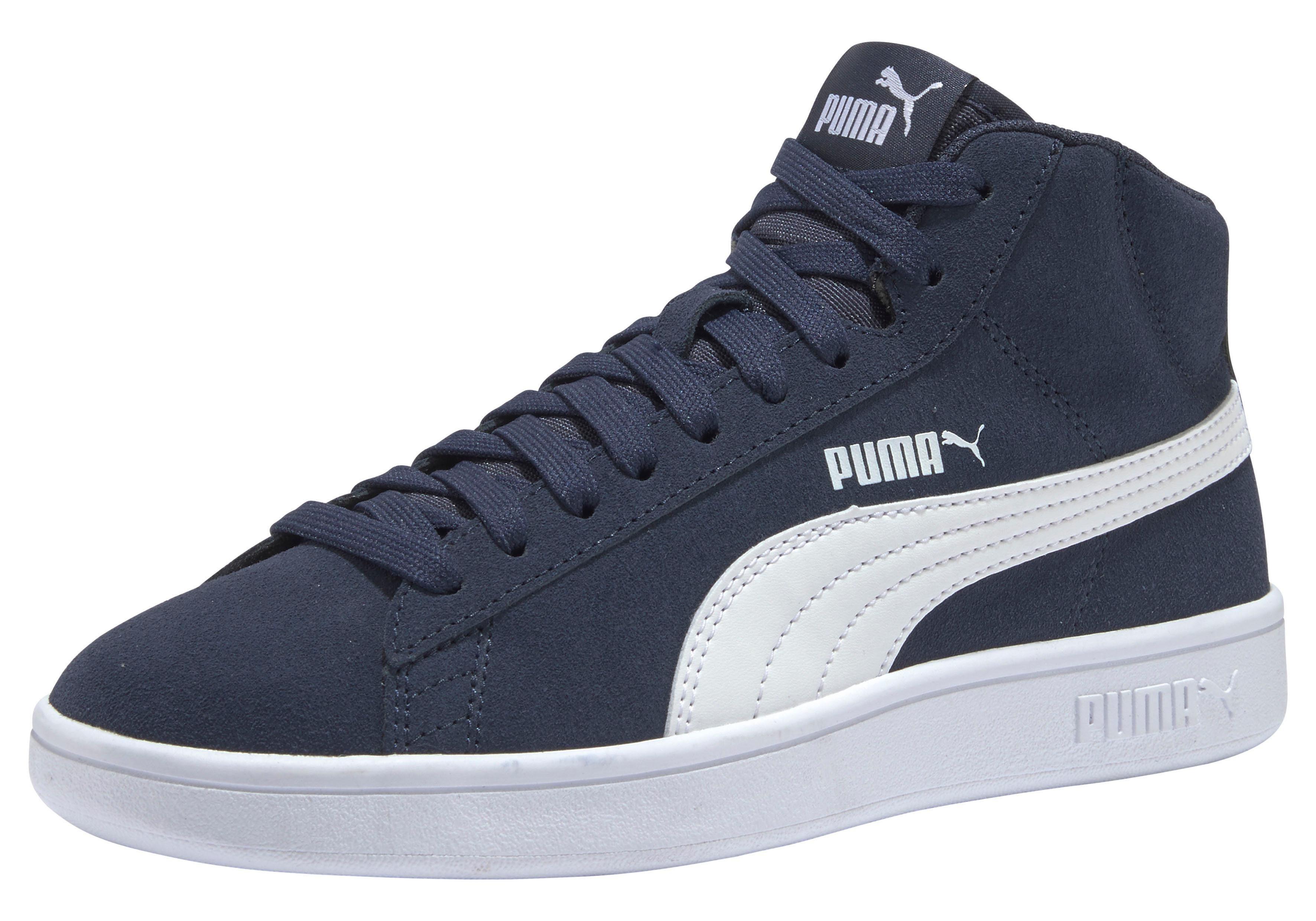 PUMA »Puma Smash v2 Mid Jr« Sneaker