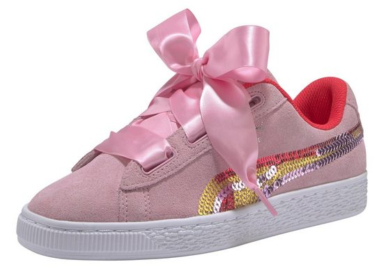 PUMA »Suede Heart Trailblazer SQN Jr« Sneaker