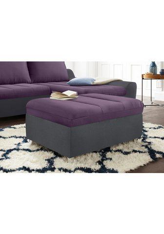 SIT&MORE Sit&more Minkštas pufas »Aurano«