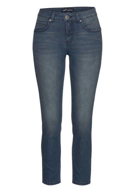 Arizona 7/8-Jeans »Shaping« Mid Waist | Bekleidung > Jeans > 7/8-Jeans | Arizona