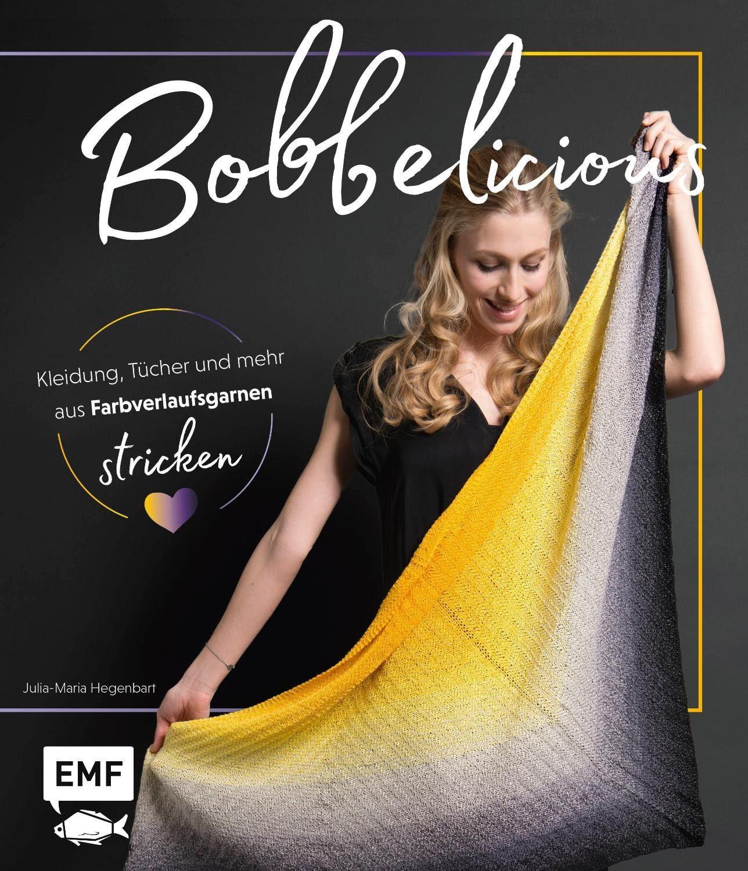 """EMF Buch """"Bobbelicious Stricken"""" 80 Seiten"""