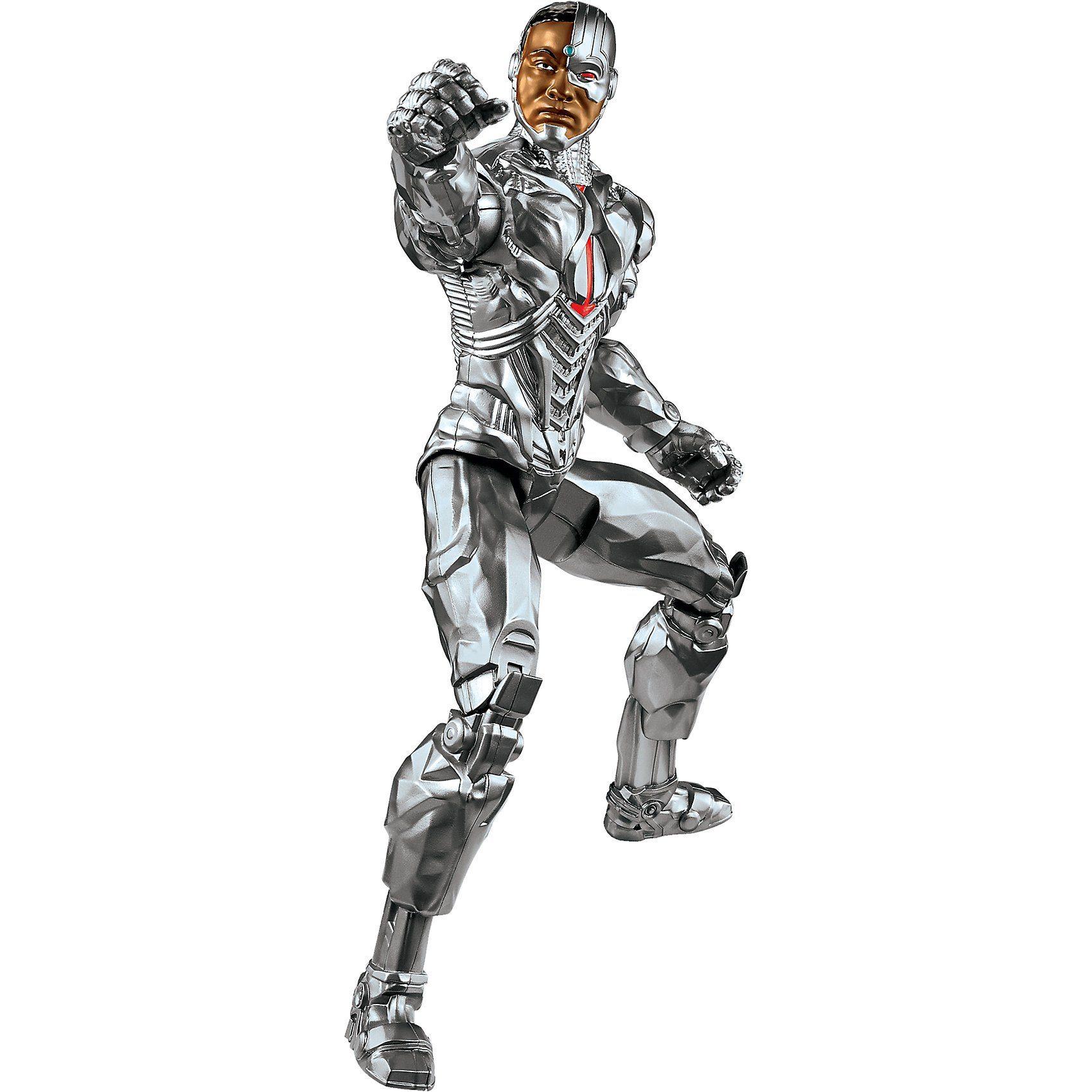 Mattel® DC Justice League Movie Basis Figur Cyborg (30 cm)