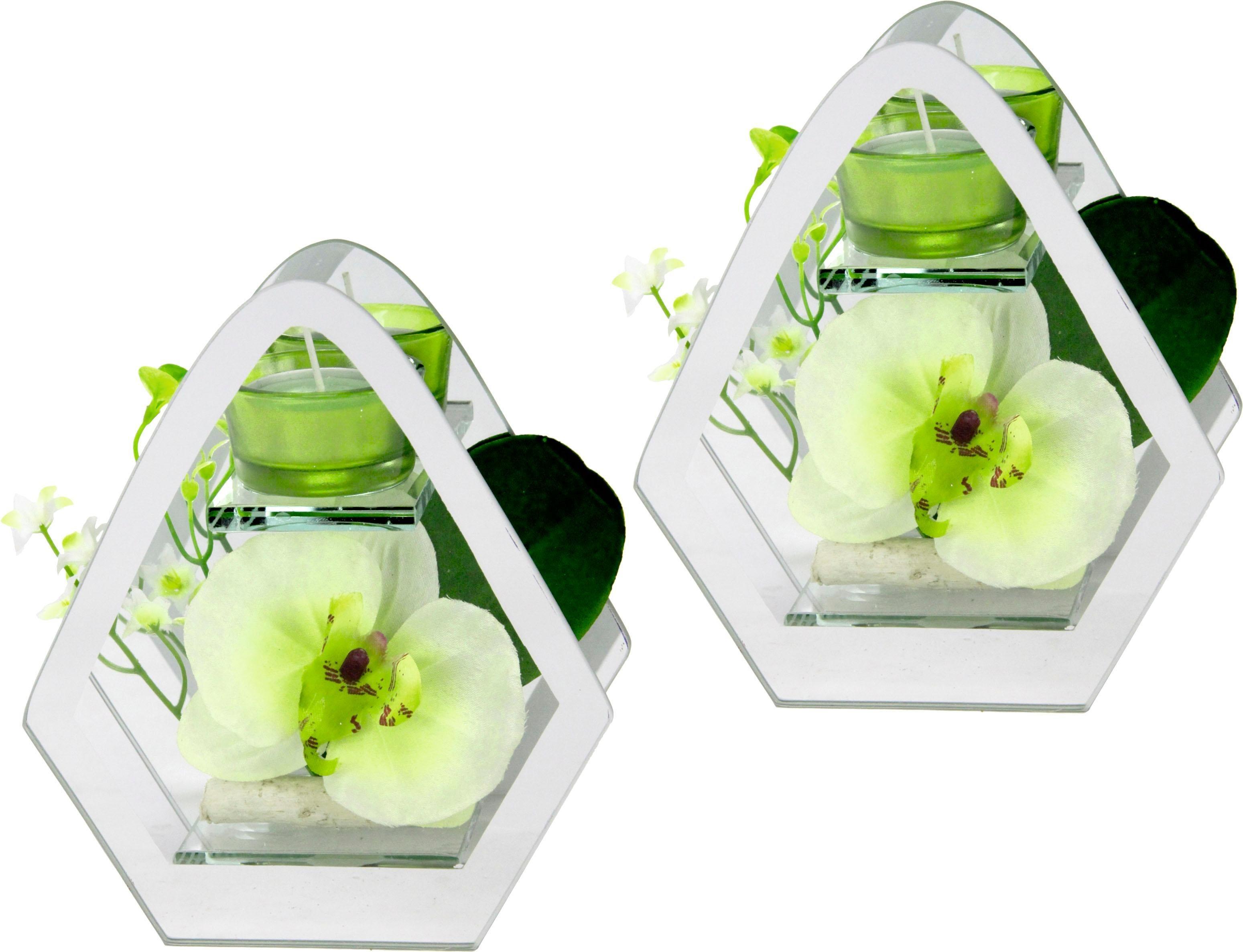 glas kerzenhalter f r teelichter preisvergleich die besten angebote online kaufen. Black Bedroom Furniture Sets. Home Design Ideas