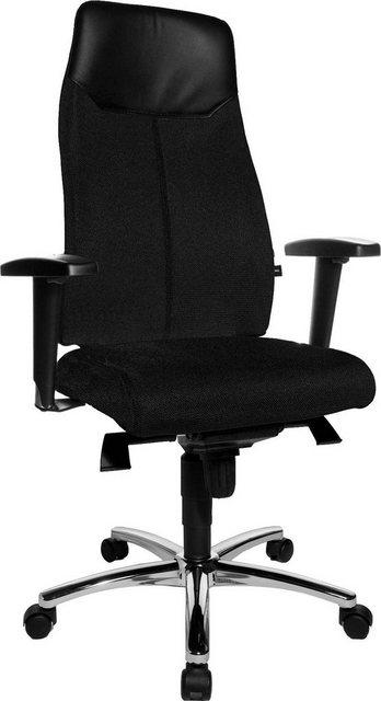 Bürostühle - TOPSTAR Chefsessel »High Sit up« » schwarz  - Onlineshop OTTO