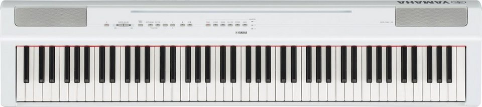 Yamaha Digital Piano,  P-125WH  online kaufen