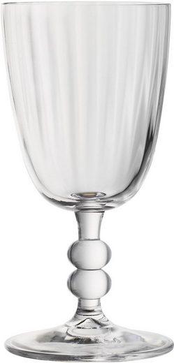BOHEMIA SELECTION Gläser-Set »New England« (6-tlg), Kristallglas