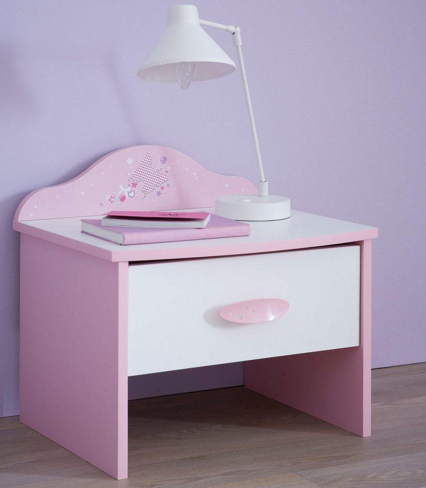 Nachttische - Demeyere Nachttisch mit 1 Schubkasten  - Onlineshop OTTO
