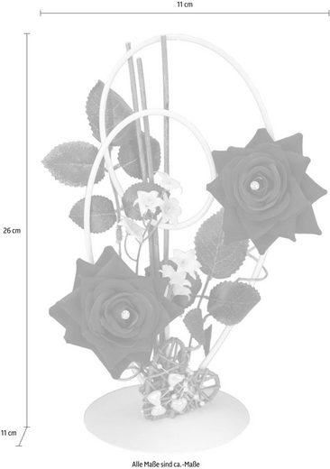 Kunstpflanze  höhe 12  16 Zentimeter