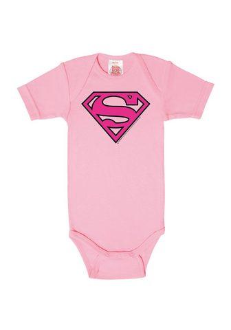 LOGOSHIRT Smėlinukas su coolem Superman-Logo