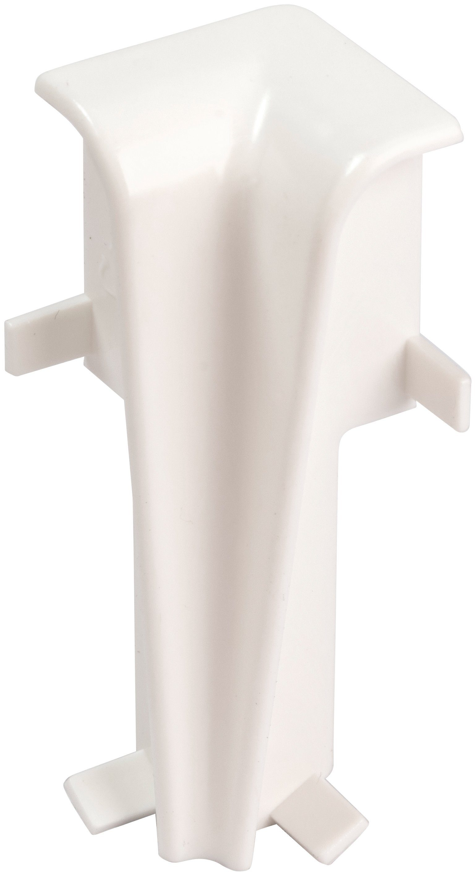 EGGER Innenecken »Universal weiß«, für 6 cm EGGER Sockelleiste