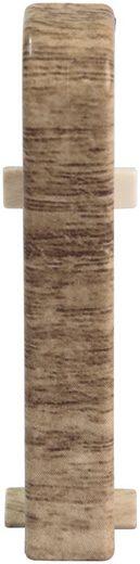 EGGER Zwischenstücke »Eiche beige«, für 6 cm EGGER Sockelleiste