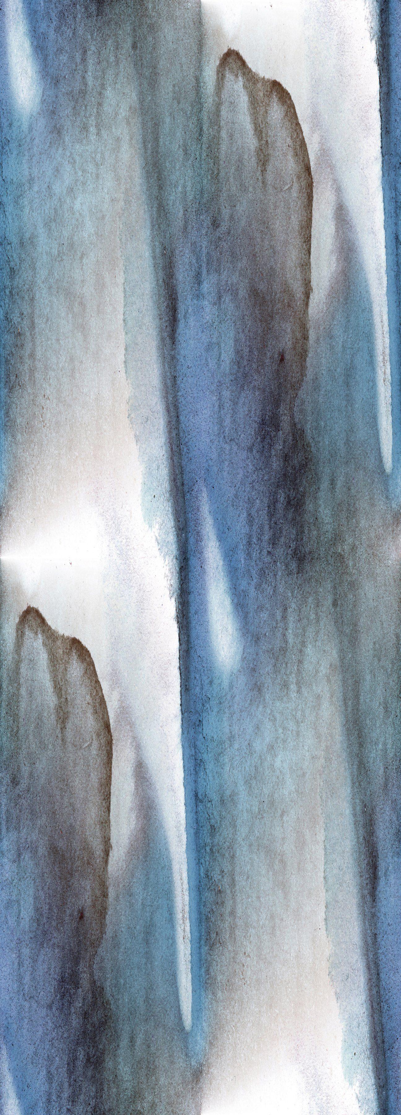 QUEENCE Vinyltapete »Emmou«, 90 x 250 cm, selbstklebend