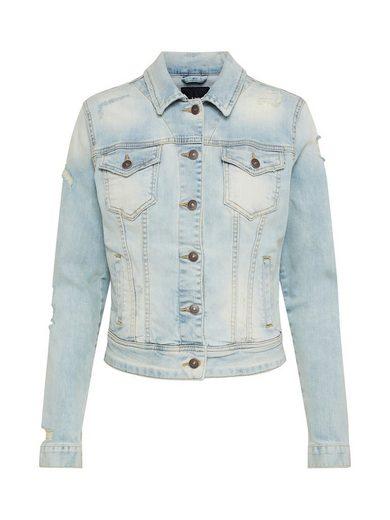 LTB Jeansjacke »Dean x Jacket« Knopfleiste