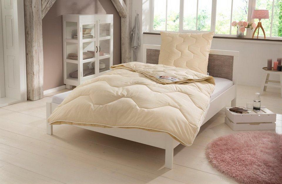 Naturfaserbettdecke Baumwolle 60 C My Home 4 Jahreszeiten Fullung 100 Baumwolle Vorgekrumpft Bezug 100 Baumwolle 1 Tlg Online