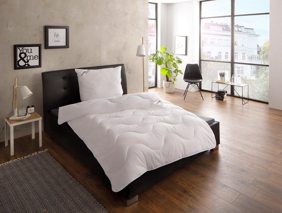 Kunstfaserbettdecke Relax It Schlafstil Normal 1 Tlg Online Kaufen Otto