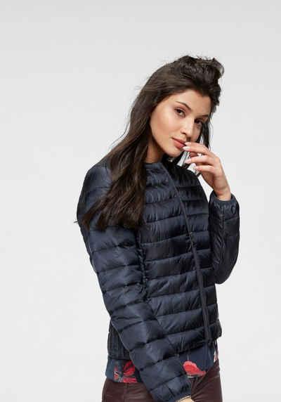 3166a7419791ce TOM TAILOR Steppjacke »Ultra lightweight jacket« mit seitlicher Steppung  für besondere Figurbetonung