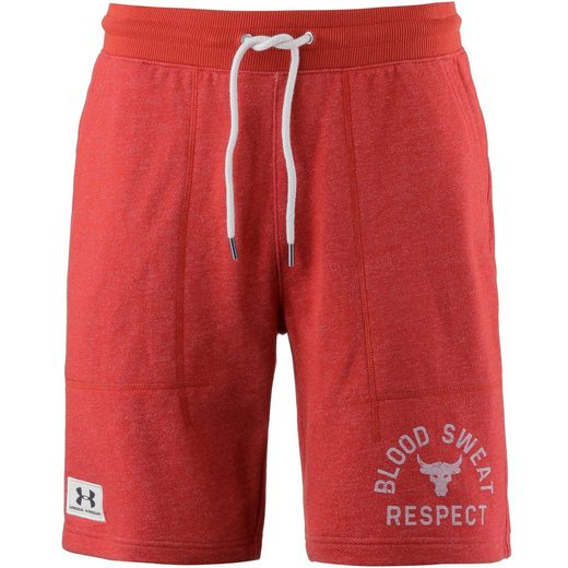 Under Armour® Shorts »Project Rock Respect«