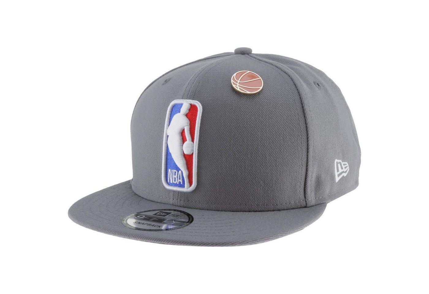 New Era Snapback Cap »9FIFTY NBA«   Accessoires > Caps > Snapback Caps   Grau   New Era