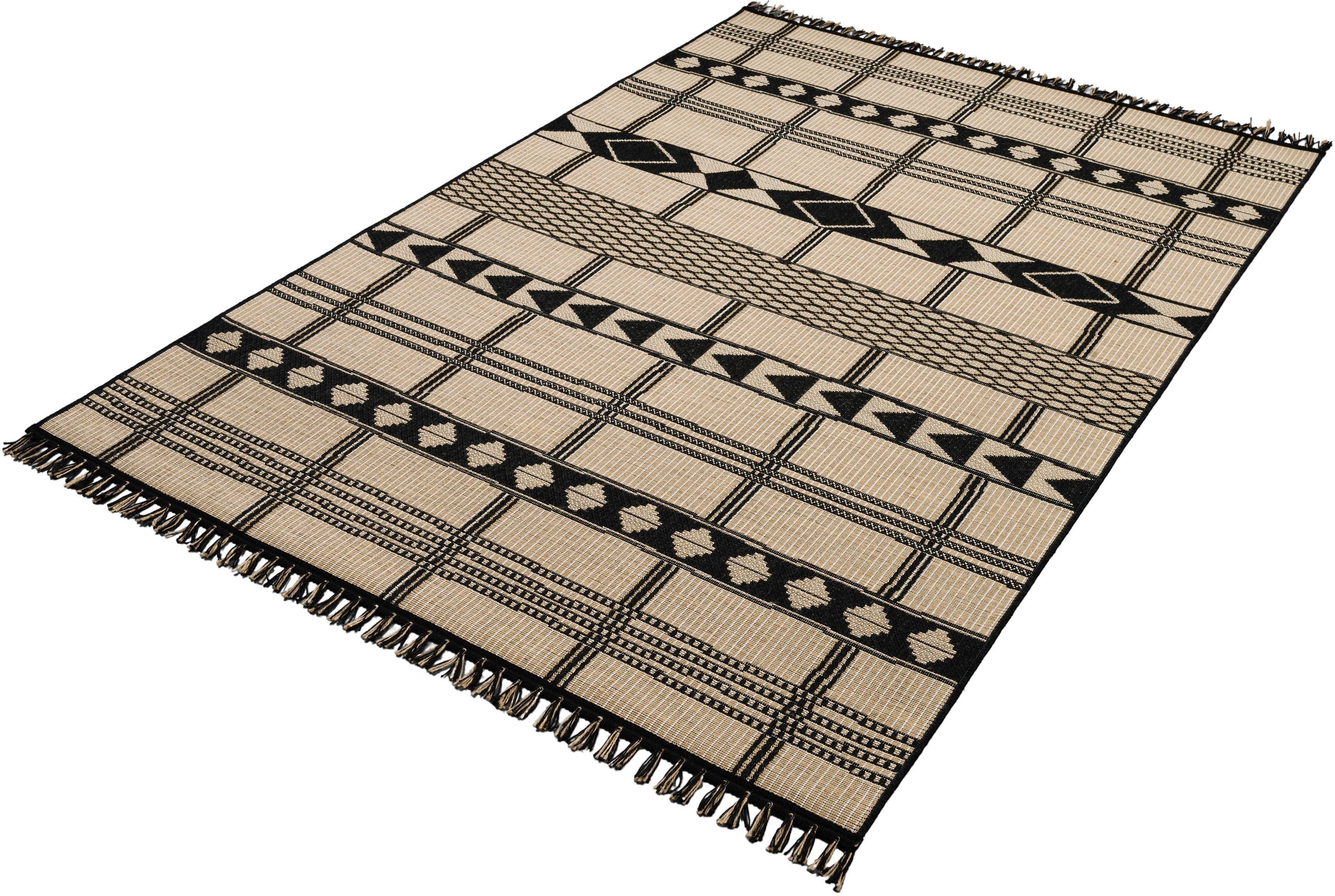Teppich »Nature 8337«, Trend, rechteckig, Höhe 3 mm