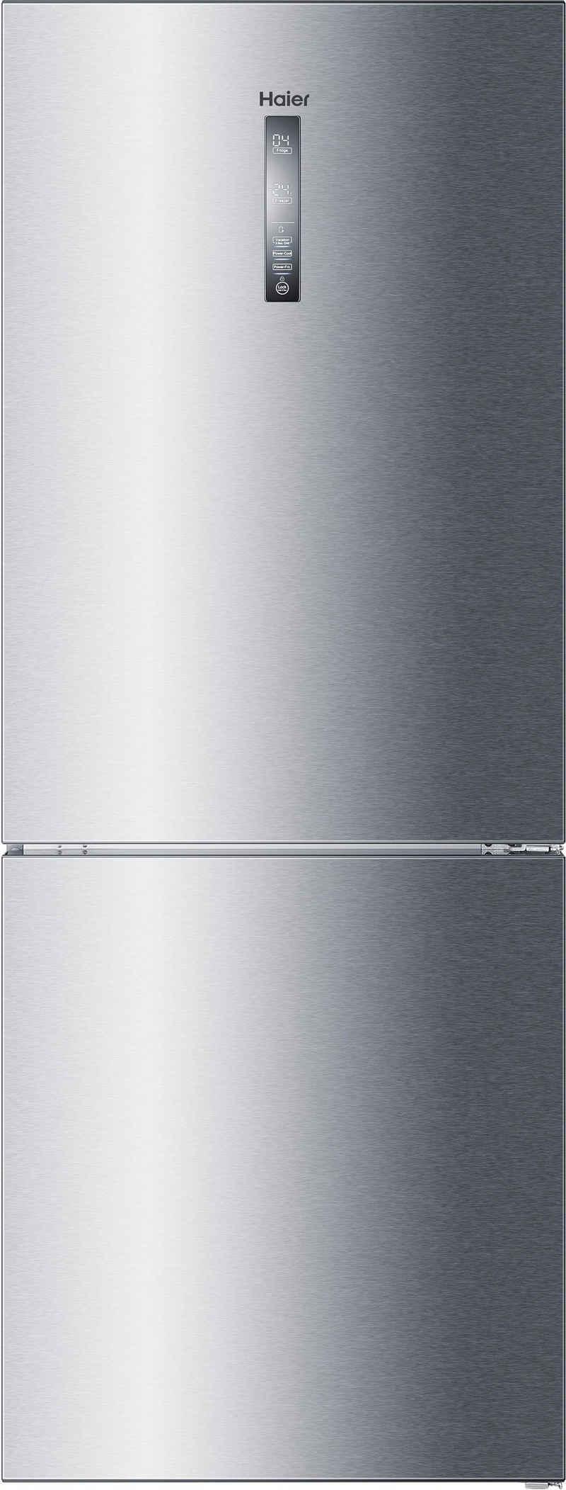 Haier Kühl-/Gefrierkombination, 190,5 cm hoch, 70 cm breit