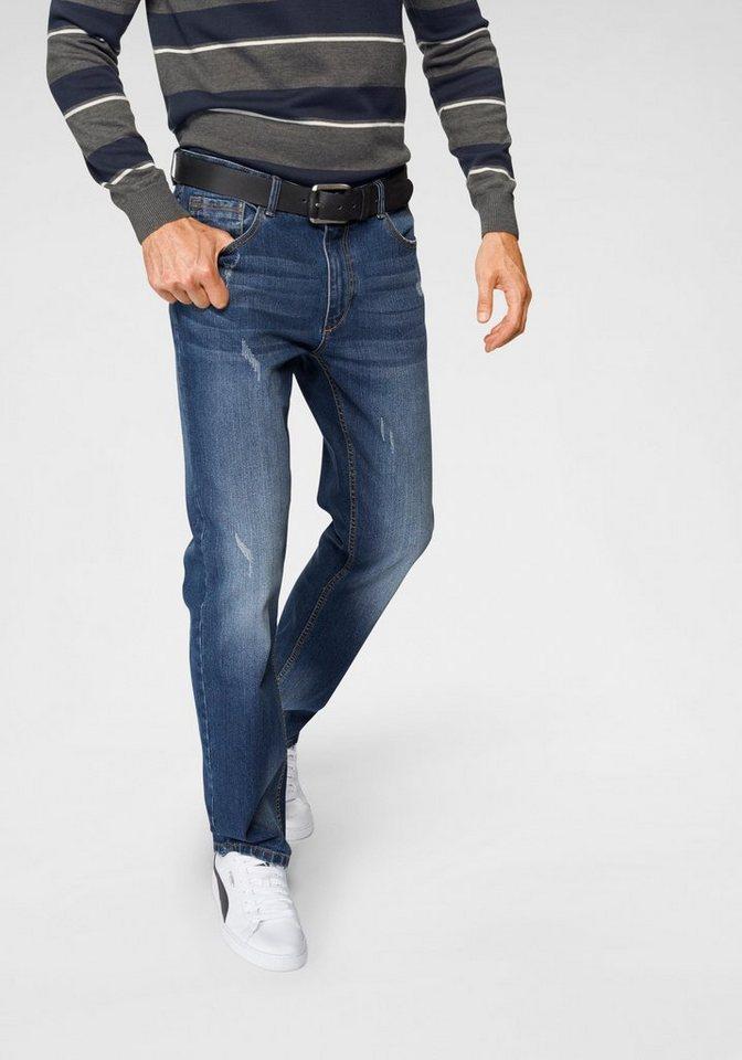 6f5f3ef4f5d280 John Devin Straight-Jeans mit Elasthan kaufen | OTTO