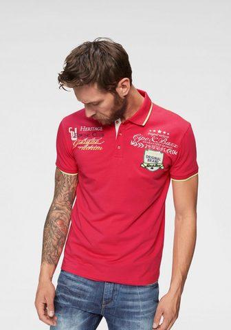 CIPO & BAXX Cipo & Baxx Polo marškinėliai »Rowing ...