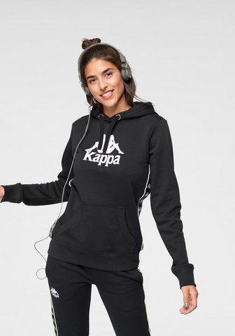 KAPPA Sportinis megztinis su gobtuvu »DILARA...