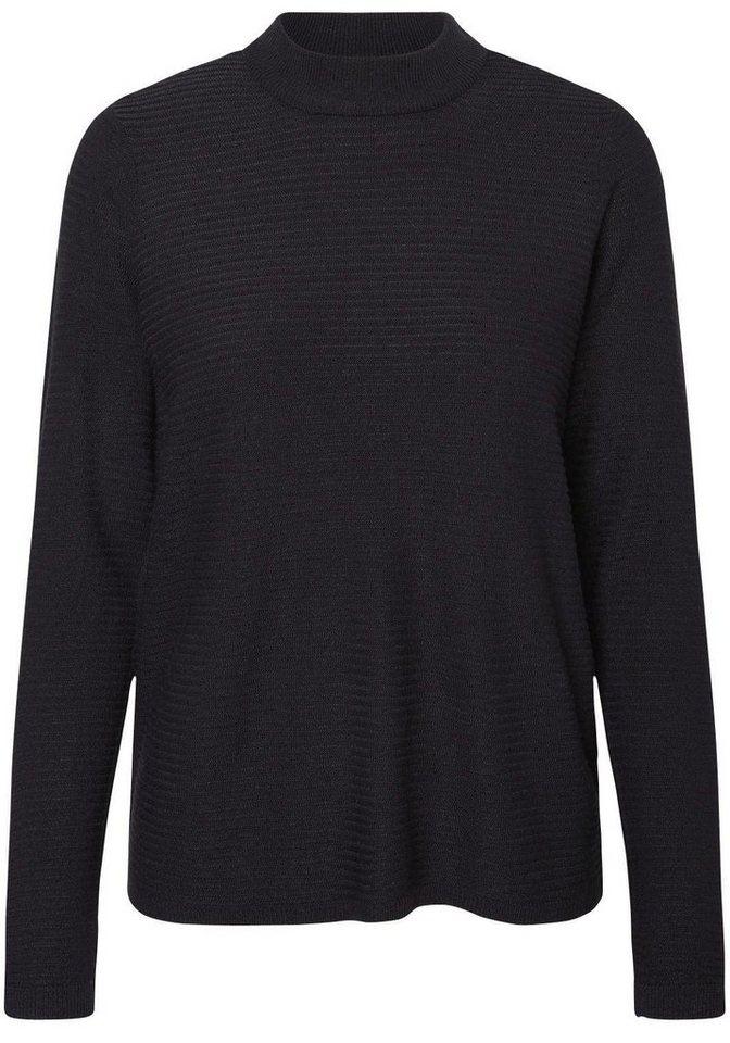 Vero Moda Stehkragenpullover »BOBBIE« | Bekleidung > Pullover > Stehkragenpullover | Blau | Vero Moda